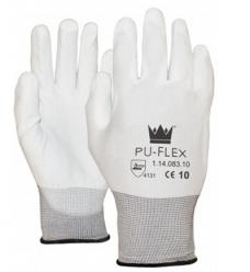 photo of Werkhandschoenen MSave  PU Flex nylon met PU coating XL wit