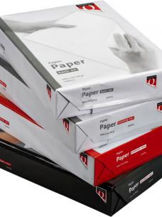 photo of Kopieerpapier Quantore Basic A4 80gr wit 500 vel