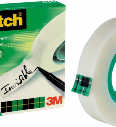 photo of Plakband Scotch Magic 810 19mmx33m onzichtbaar mat
