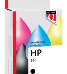 photo of Inktcartridge Quantore HP C9362EE 336 zwart