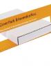 photo of Brievenbusbox CleverPack A5 230x160x26mm karton wit 5 stuks