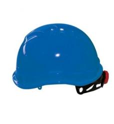 photo of Veiligheidshelm blauw korte klep MH6030 PE