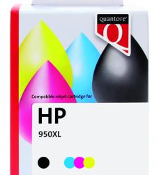 photo of Inktcartridge Quantore HP C2P43AE 950XL+951XL zwart + 3 kleuren
