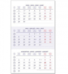 photo of 3-Maandskalender 2021 Quantore