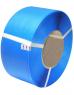 photo of P.p. omsnoeringsband 12mm x 3000m  x 20cm 0.55mm blauw