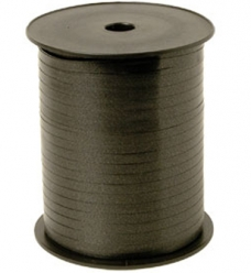 photo of Krullint 10mm x 250m zwart onbedrukt