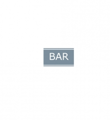 photo of Pictogram 100mm x 44mm bar