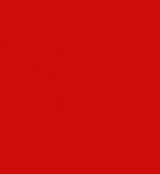 photo of Napperon 84cm x 84cm dunicel rood onbedrukt