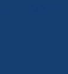 photo of Napperon 84cm x 84cm dunicel donkerblauw onbedrukt