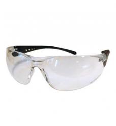 photo of Veiligheidsbril M-safe Polycarbonaat heldere glazen zwart Logan