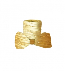 photo of Crepelint metallic goud  50m