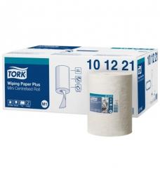 photo of Poetsrol tork centerfeed wiper 420 22cm x75m M1 101221 2 laags wit advance