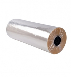 photo of Polyprop folie 60cm x 1000m 25µm transparant