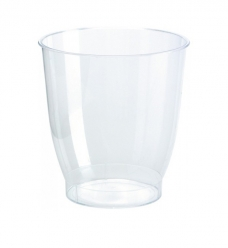 photo of Limonade glas plastic    200ml transparant