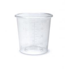 photo of Medicijnglas plastic    30ml transparant