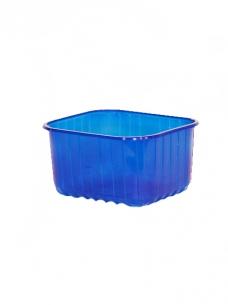 photo of Fruitbak 12cm x 14.3cm  x 7.9cm  500gr blauw