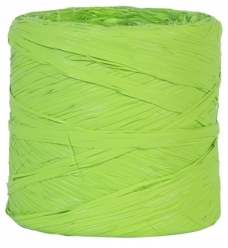 photo of Raffia fluor groen  200m
