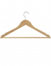 photo of Kleerhangers hout gelakt