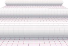 photo of Kaftplastic Boeklon 33cmx1m zelfklevend  transparant