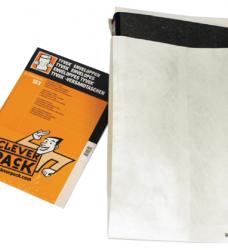 photo of Envelop CleverPack tyvek E4 305x394mm zelfklevend wit 10st