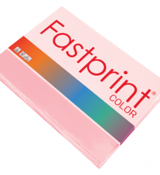 photo of Kopieerpapier Fastprint A4 80gr roze 500vel