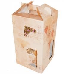 photo of Draagkarton 4 fles creme druif