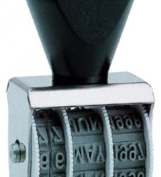 photo of Datumstempel Colop 05000 niet zelfinktend 5mm