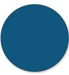 photo of Etiket op rol  35mm  blauw