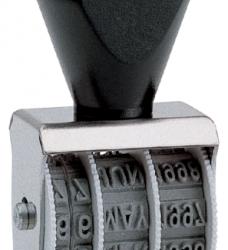 photo of Datumstempel Colop 04000 niet zelfinktend 4mm