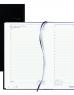 photo of Agenda 2020 Brepols Saturnus kort 1dag/1pagina zwart
