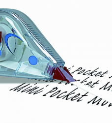 photo of Correctieroller Tipp-ex 5mmx6m pocket mini mouse