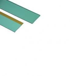 photo of Schapstrip zelfklevend kunststof 4cm x99cm transparant