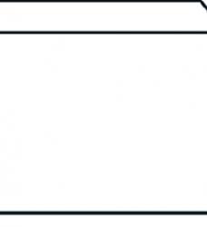 photo of Envelop Quantore bank C6 114x162mm zelfklevend wit 50stuks