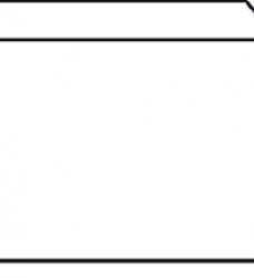 photo of Envelop Quantore bank C6 114x162mm zelfklevend wit 100stuks