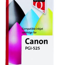 photo of Inktcartridge Quantore Canon PGI-525 zwart