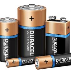 photo of Batterij Duracell Ultra Power 1x9Volt MX1604