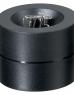 photo of Papercliphouder MAUL Pro Ø73mmx60mm zwart