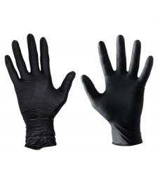 photo of Handschoenen Nitril ongepoederd M zwart