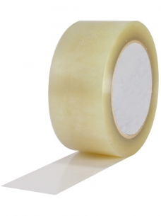 photo of Tape 50mm x 66m transparant acryl  35 micron
