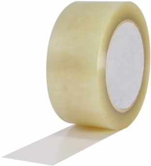 Tape 50mm x 66m transparant acryl  35 micron  Product image