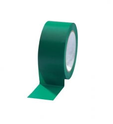 photo of Pvc tape 50mm x 66m groen onbedrukt
