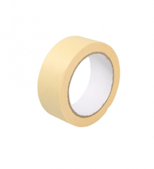 Masking tape 25mm x 50m creme Product image