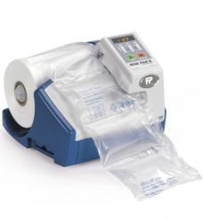 photo of  Minipak'r folie  machine