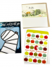 photo of Wenskaart Paperclip navulset beterschap set à 12 kaarten
