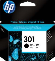 photo of Inktcartridge HP CH561EE 301 zwart
