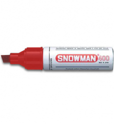 photo of Snowman marker 400 rood