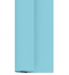 photo of Tafellaken 125cm x 25m mintblauw dunicel