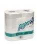 photo of Toiletpapier Paper2Paper  9.5cm x43.20m 2 laags wit