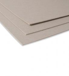 photo of  karton grijs 104cm x 72cm 1.5mm