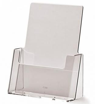 Folderhouder 14.8cm x 21cm staand acryl Product image